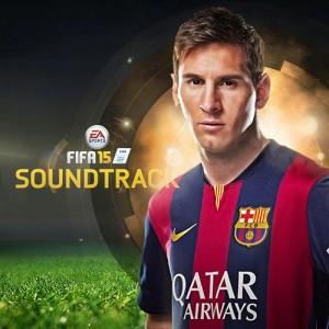 """Lionel Messi, la """"Pulga"""", protagonista de la portada del FIFA15"""