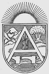 Escudo Aragón CRdA