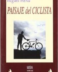 Caspe Literario. El Ciclista Miguel Mena