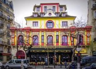 Hoy pinchamos desde la Sala Bataclán de París.