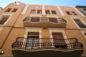 Casa Taboada, Alcañiz (foto Fqll)