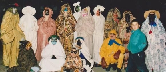 María Zabay y el Carnaval caspolino antes de la guerra: «era un poco como Sodoma y Gomorra»