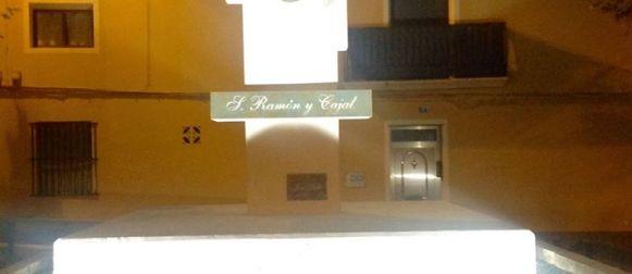 La nueva plaza Ramón y Cajal