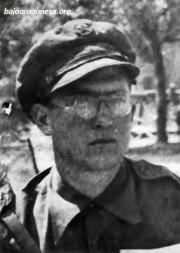 Élie Duguet, Comisario político del Batallón Commune de Paris.