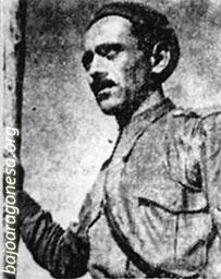 Rabah Oussidhoum, Comandante del Batallón Commune de Paris.