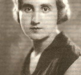 Caspe literario: Ana Mª Sagi y un bombardeo en 1937