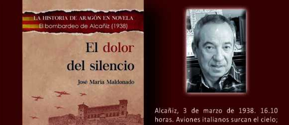 Presentación del libro «El dolor del silencio», de J.M. Maldonado