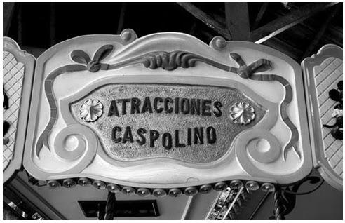 Atracciones caspolino, un trozito de Caspe en el barrio de Gracia