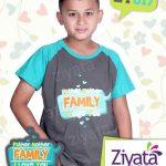 Jual Baju Couple Ayah Ibu Dan Anak Laki-Laki