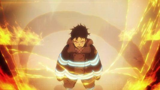 Image result for fire force anime