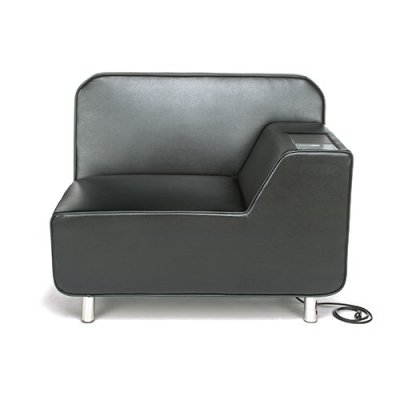 OFM Serenity Series Lounge Seating Right Black