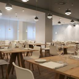 Restaurante_Hotel Barceló Nervión