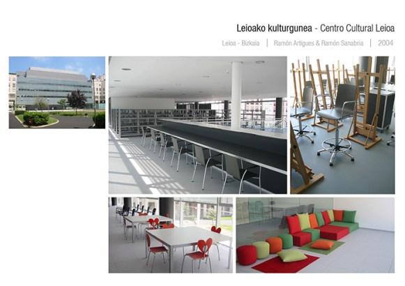 Centro Cultural Leioa