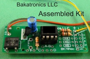 Bakatronics  Model Railroad Electronics