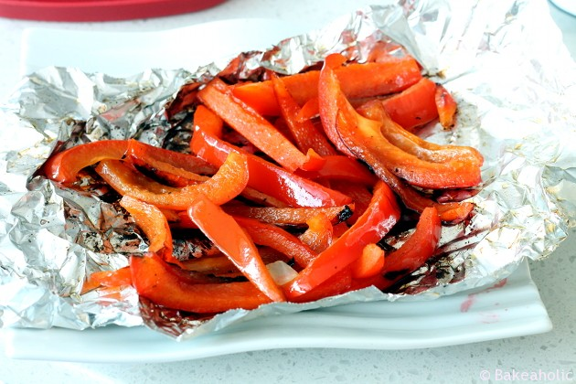 meatless peppers