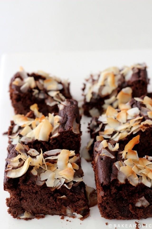 Black Bean Brownies // Bakeaholic.ca