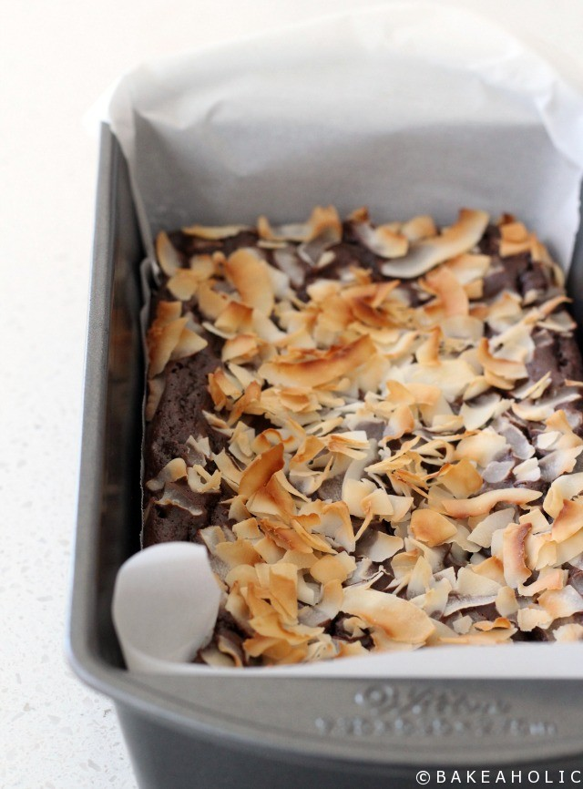 Black Bean Brownies // Bakeaholic.ca