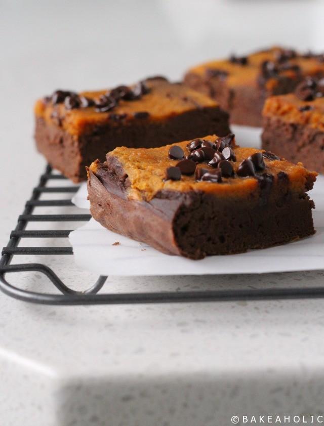 pumpkin-brownies-bakeaholic