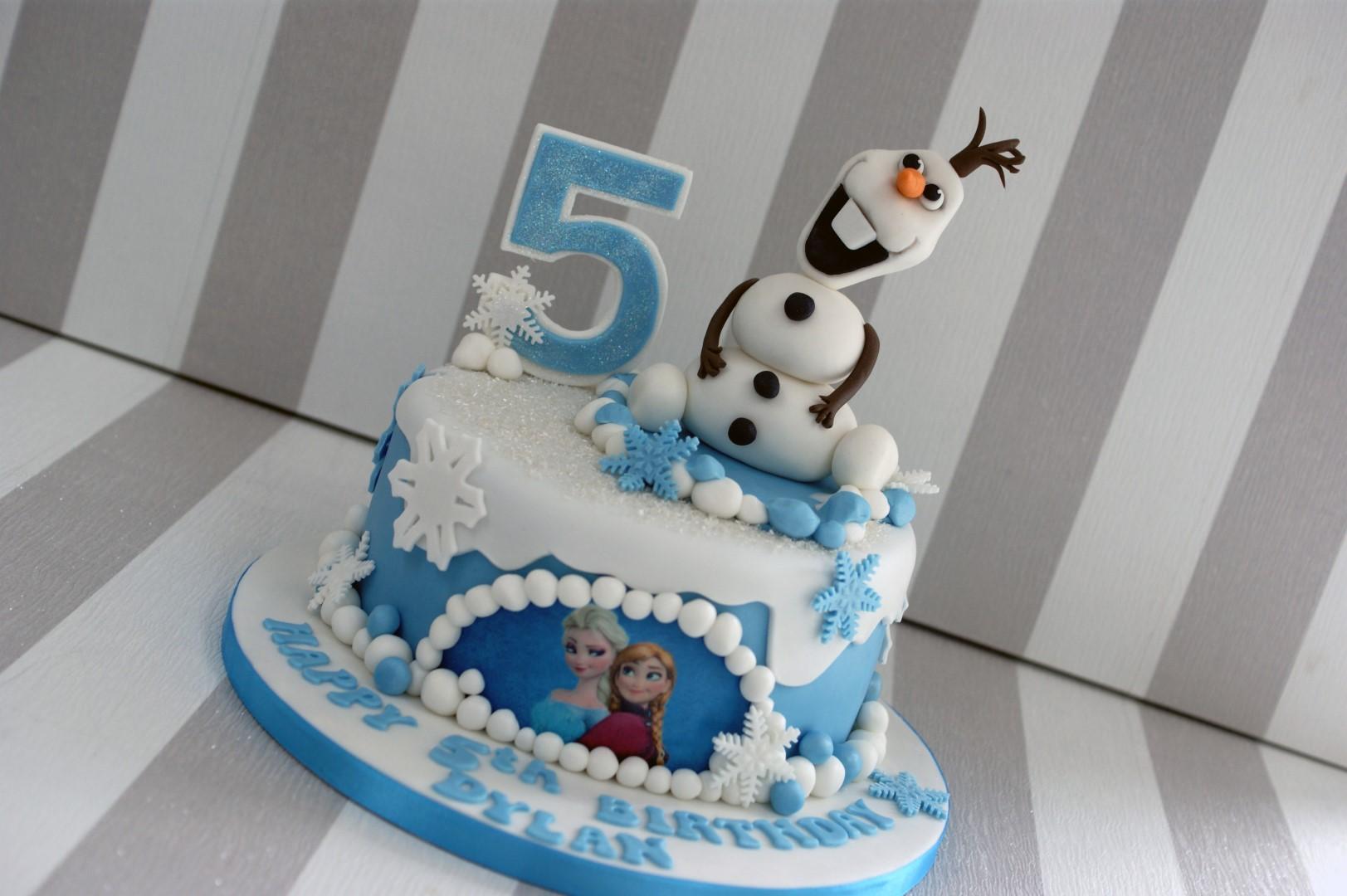 Happy Birthday You Cake