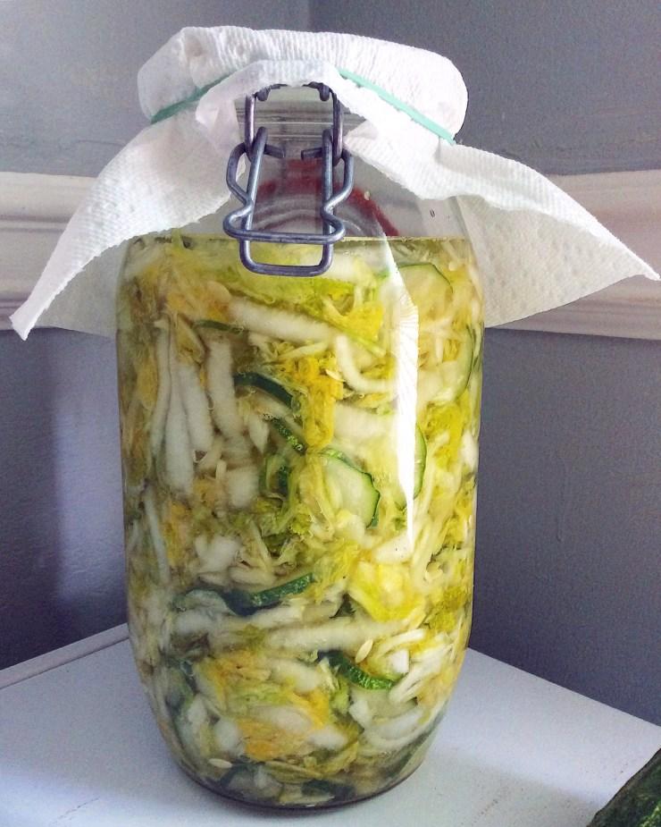 Easy Homemade Sauerkraut (Raw, Fermented)