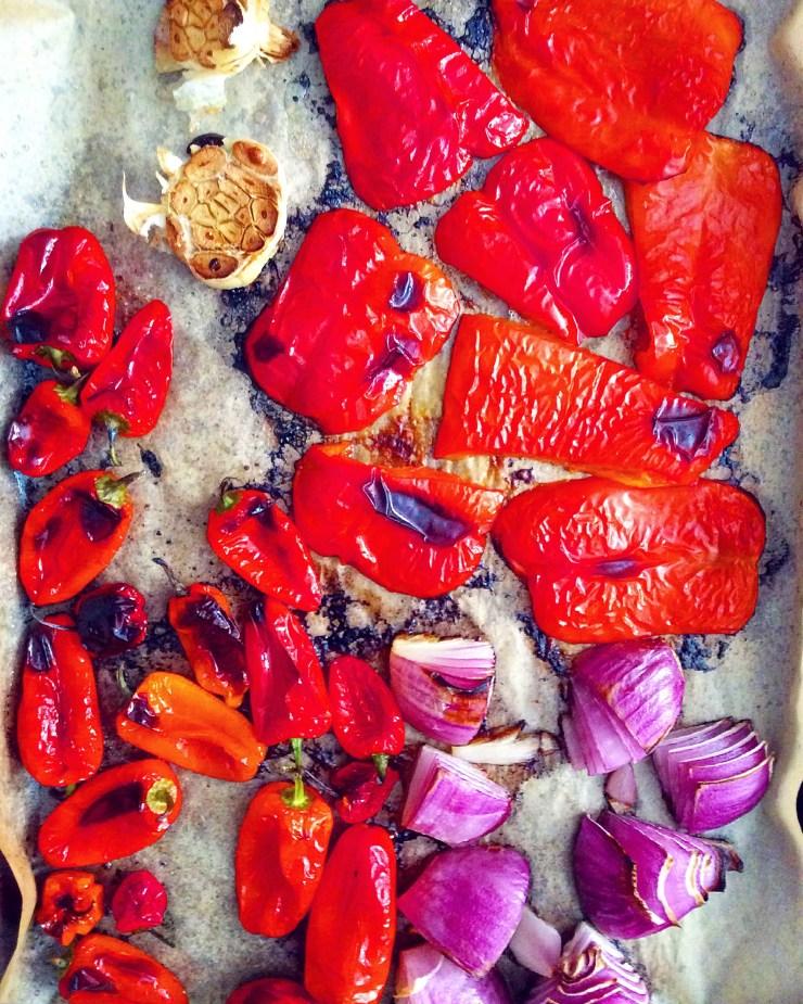 Roasted Jalapeno Hot Sauce