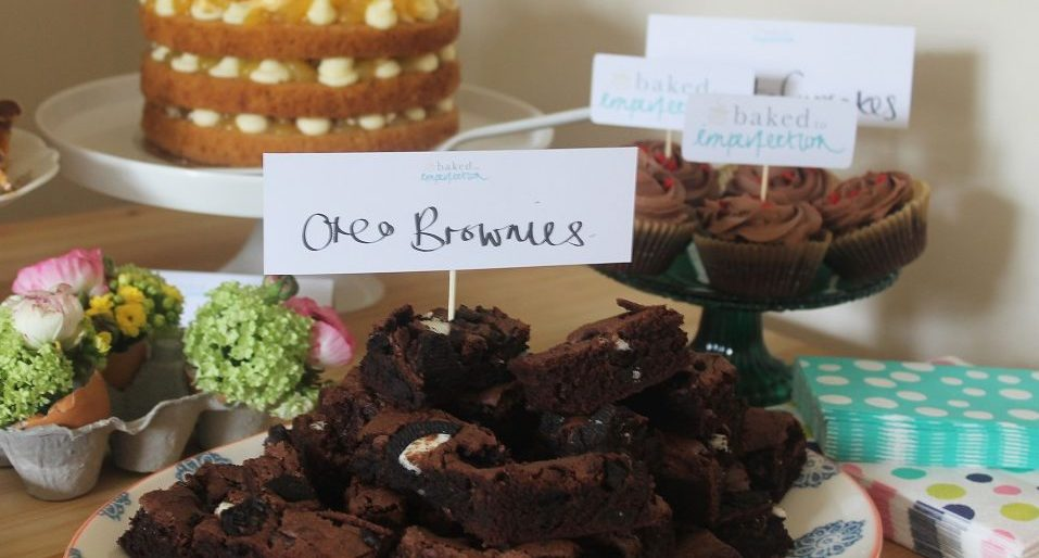 Oreo brownies – quick and easy chocolate brownies