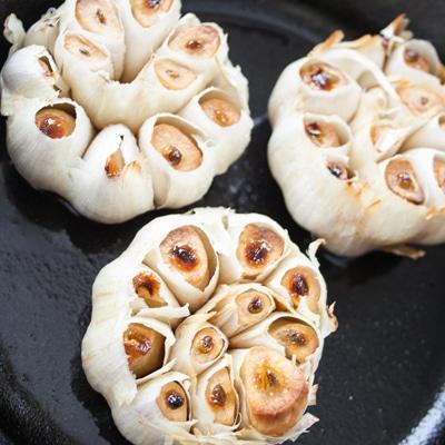 Oven Roasted Garlic