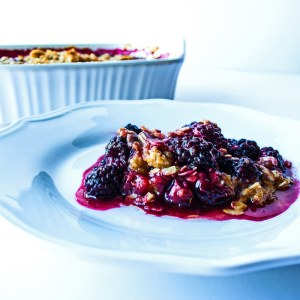 Blackberry Crisp Recipe