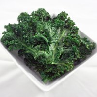 Sea Salt Vinegar Kale Chips