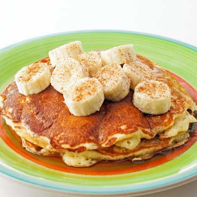 Buttermilk Vanilla Pancakes