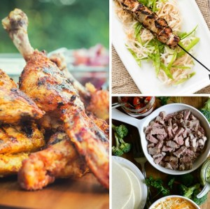 23 Amazing Summer BBQ Grilling Recipes - Recipe Roundup #1