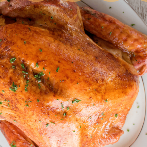 How to prepare the perfect oven roasted turkey for holiday meals