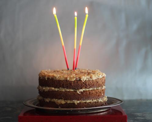 German Chocolate Cake Recipe Bakepedia
