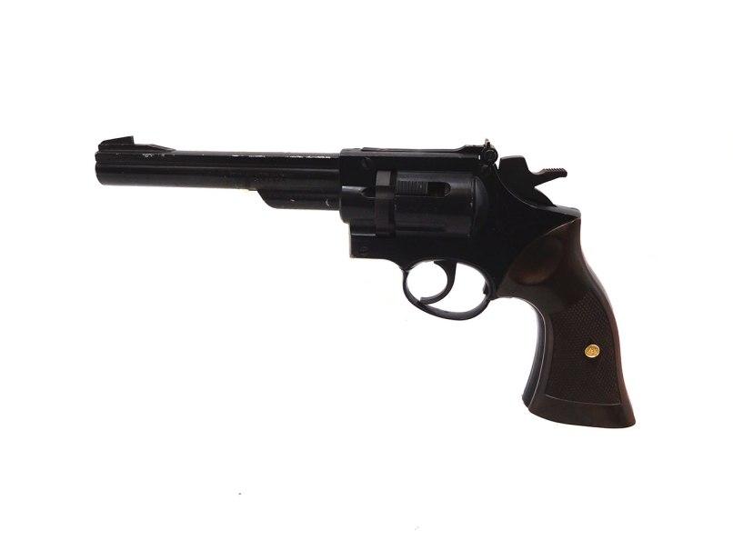 Crosman 38t Co2 Pellet Pistol In Box