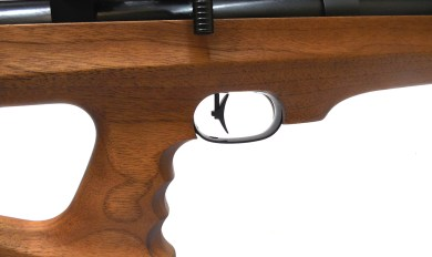 Bullpup Rifle Stock Wood | Wooden Thing