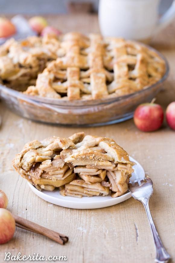 Paleo Apple Pie - Bakerita