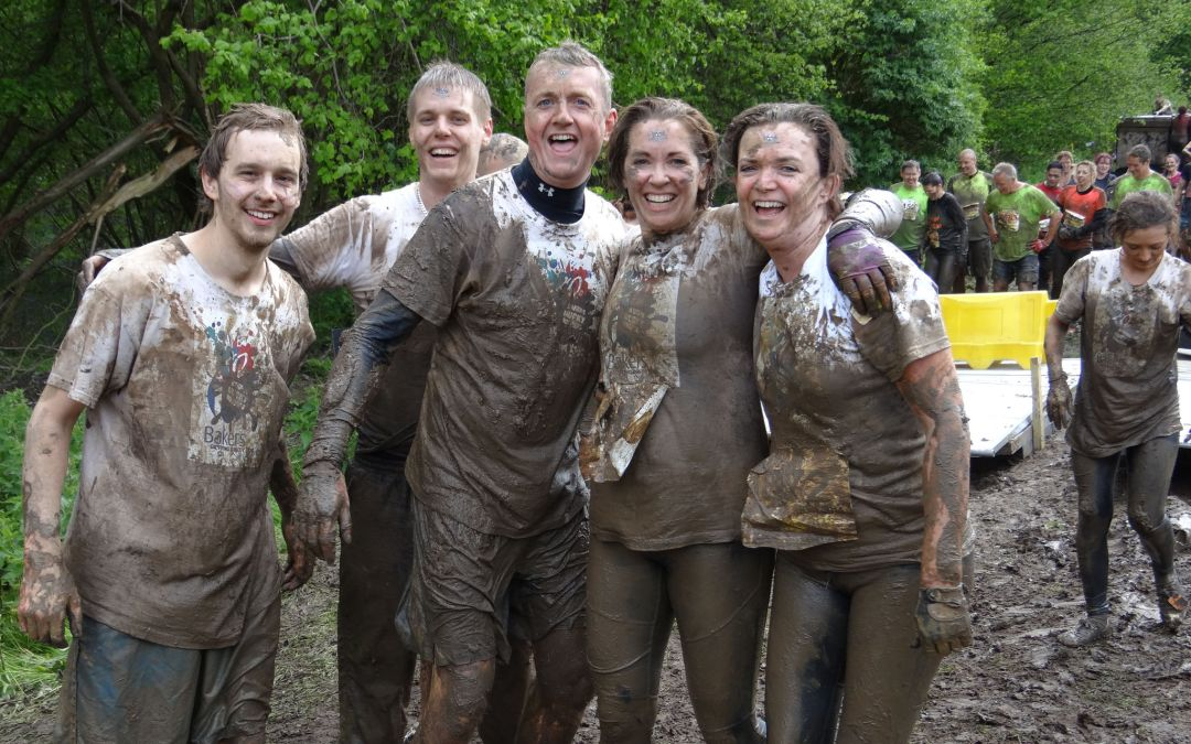 Bakers gets dirty for Kids Inspire