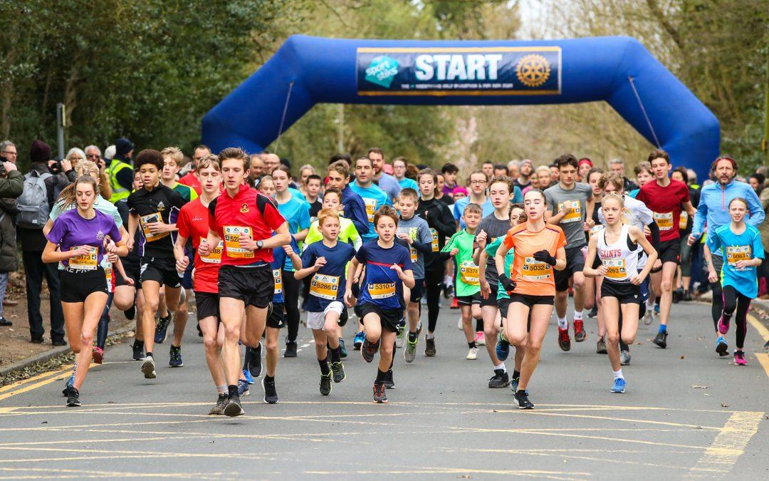 Fun Run start