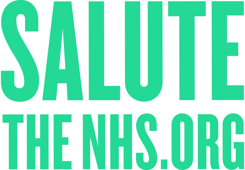Salute the NHS