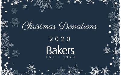 Festive Giving by Baker Labels