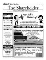 The Shareholder NEWSLETTER 2nd QTR 2017