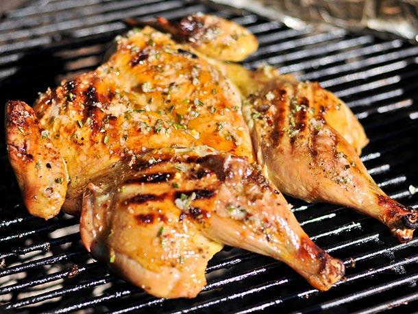 Spicy Chicken Rub: spice up that grilled chicken!