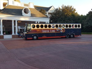 Disney Cruise Line Transportation