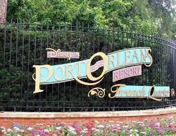 Welcome to Port Orleans - French Quarter