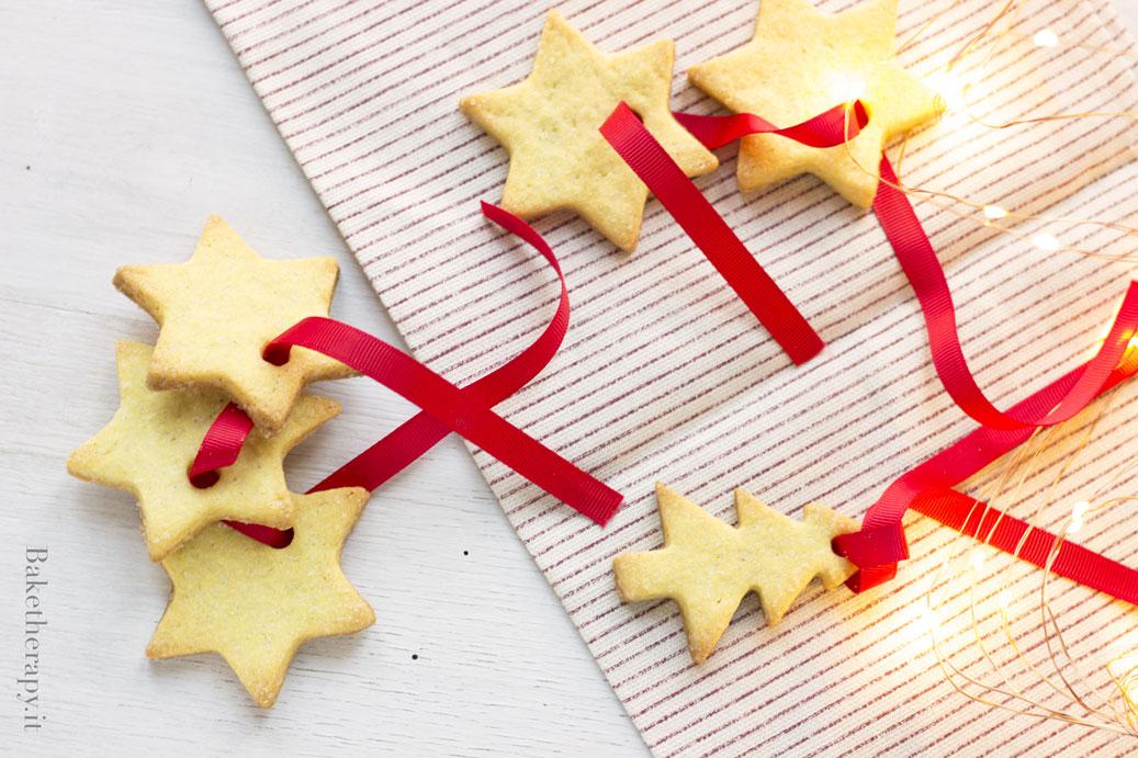 Biscotti Per Addobbare L Albero Di Natale.Bake Therapy Biscotti Per Decorare L Albero Di Natale