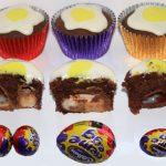 Cadburys Creme Egg Cupcakes