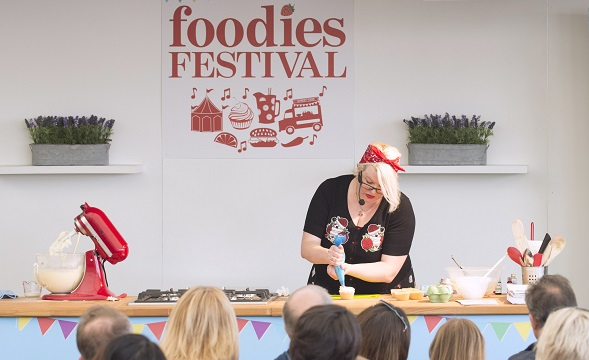 Everything you need to know about Foodies Festivals