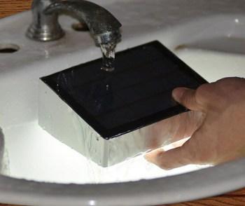 Solar Motion Sensor Lamps by Baki Clothing Company