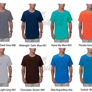 Bamboo T-shirts by Baki clothing