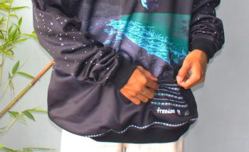 Sublimated Hoodie by Baki Clothing Company